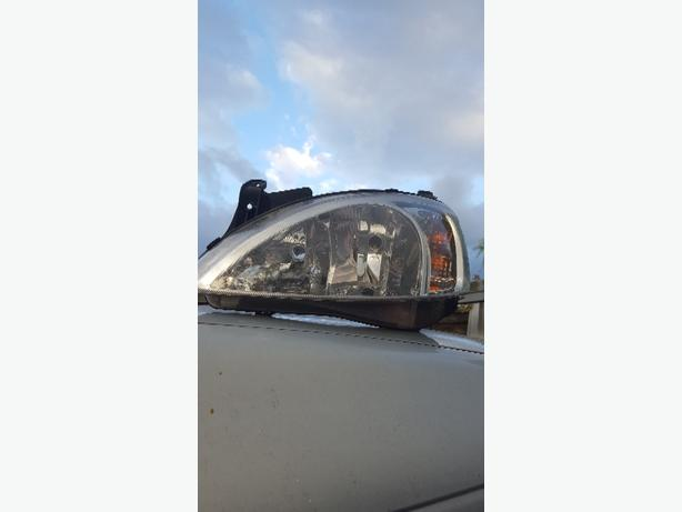 corsa c left hand passenger light