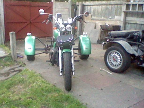 Kawasaki VN750