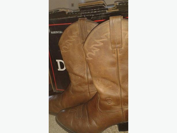 cowboy boots from the USA