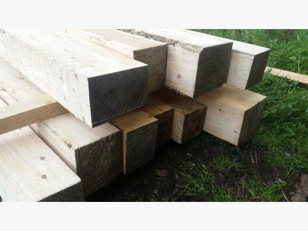 wood timber framework