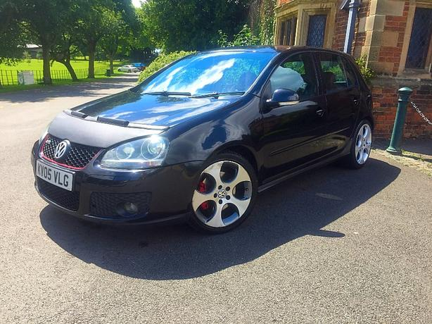 2005 VW GOLF GTI HPI CLEAR DSG..FULLY LOADED!!