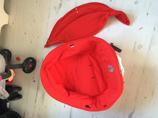 stokke scoot seat fabrics