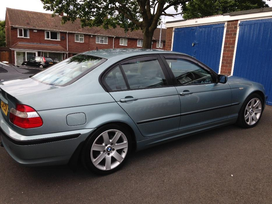bmw e46 320d 150bhp outside black country region wolverhampton. Black Bedroom Furniture Sets. Home Design Ideas