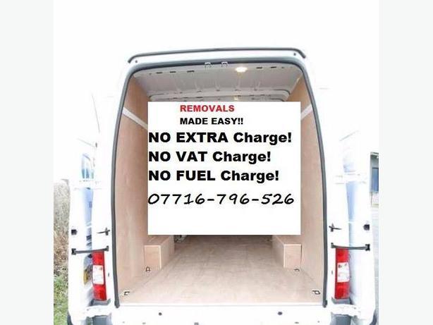 Delivery/Courier and Transportation bIG CLEAN VAN 12FT X 7FT ,O7716796526