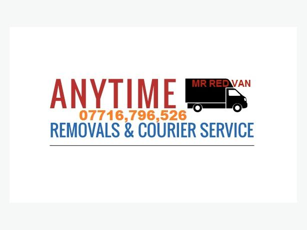 Man and JUMBO VAN CLEAN & Reliable Service!!O7716,796,526