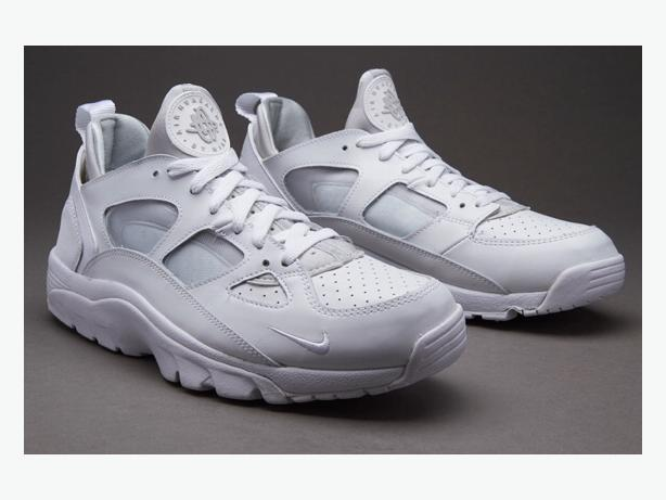 Mens Air Huarache Low ( White - UK Size 7)