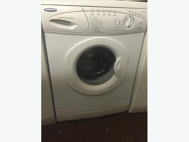 HOTPOINT WMA WASHING MACHINE IN WHITE WITH GUARANTEE