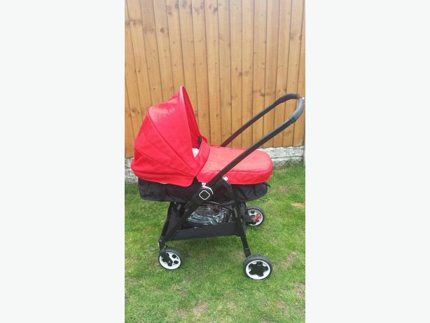 KIDDICARE TRAVEL SYSTEM