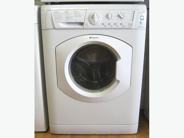 Hotpoint WML540 Washing Machine, 1400 Spin, 6kg Capacity, 6 Month Warranty