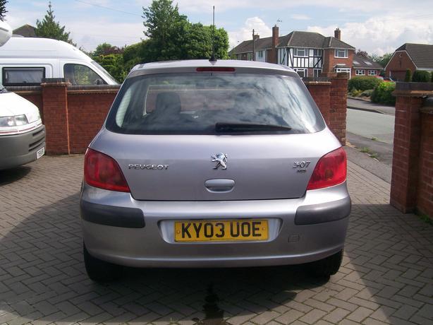 Peugeot 307 *diesel*
