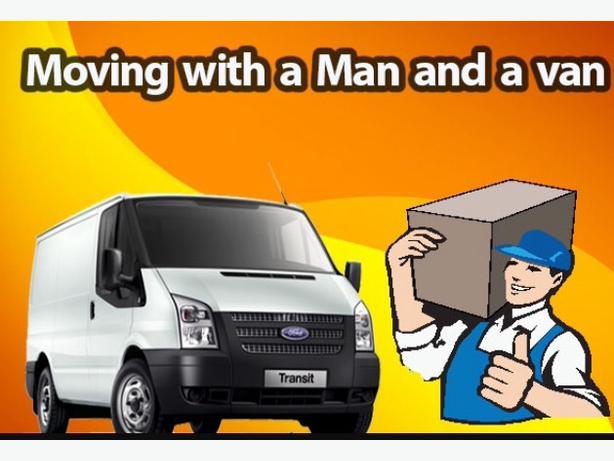 a man with a van