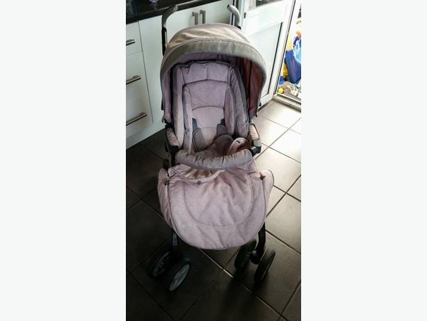 silvercross 3d pram/pushchair