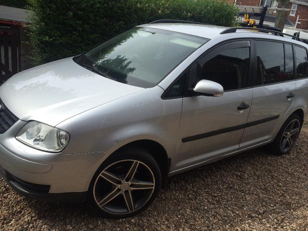 volkswagon 1.9 turbo deisel 6 speed mot