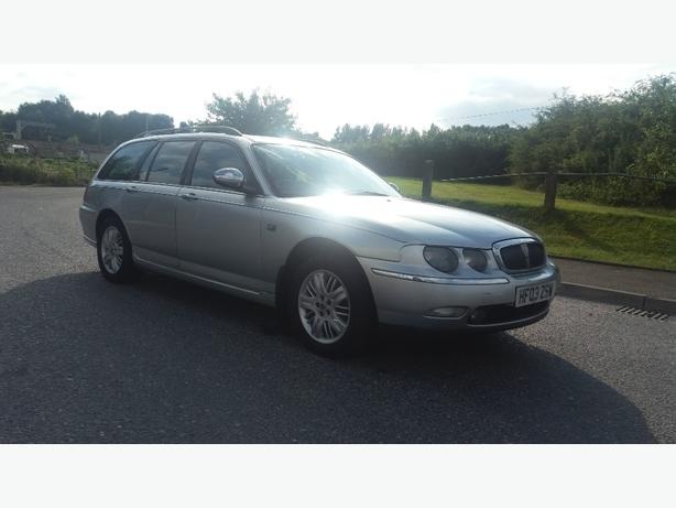 automatic rover 75 connoisseur 2 0 cdt diesel walsall dudley. Black Bedroom Furniture Sets. Home Design Ideas