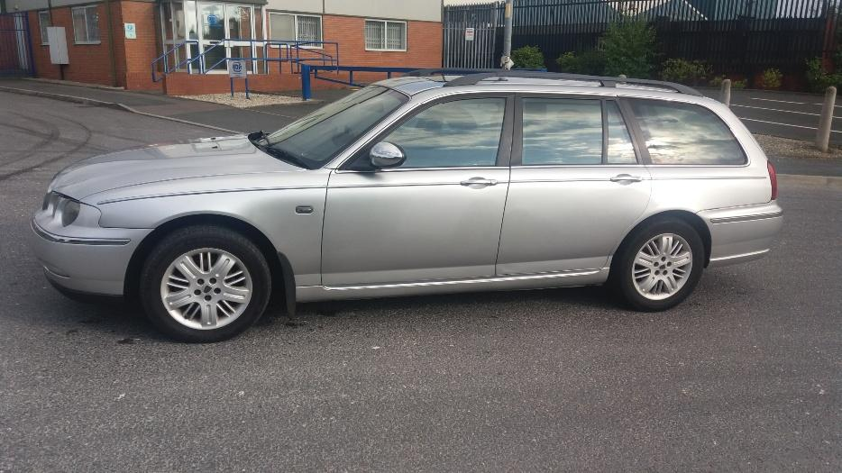 automatic rover 75 connoisseur 2 0 cdt diesel walsall. Black Bedroom Furniture Sets. Home Design Ideas