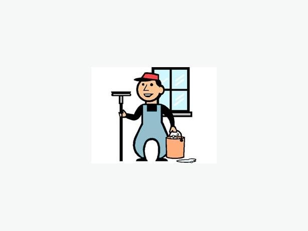 Regular Window Cleaner Available