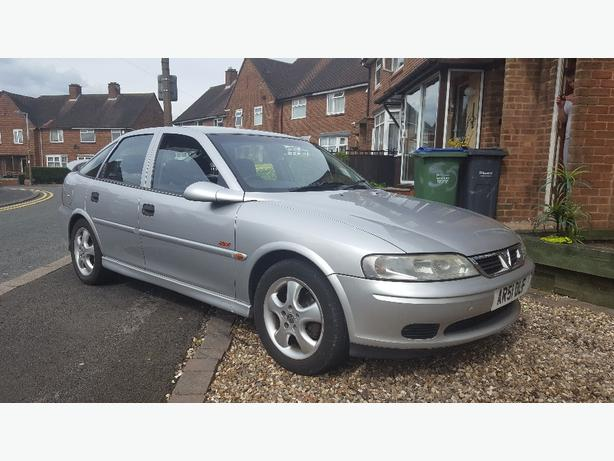2002 VECTRA SXI 1.8 MINT CAR BARGAIN £375
