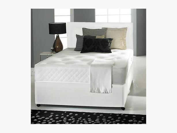MEMORY VISCO DOUBLE BED