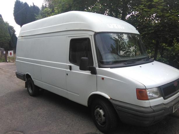 LDV Convoy 2.5 diesel 2002