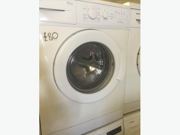 BEKO A RATED WASHING MACHINE WITH GUARANTEE ***