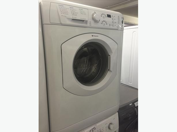 7 KG LOAD HOTPOINT WASHING MACHINE/1400 SPIN WITH GUARANTEE