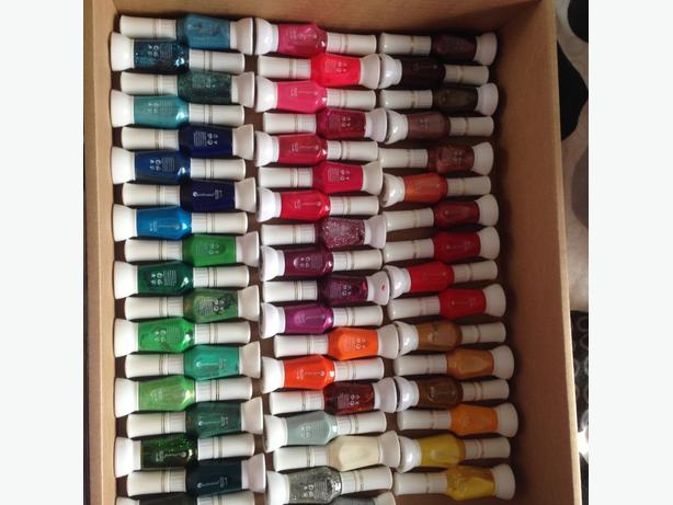Nail art jobs lot
