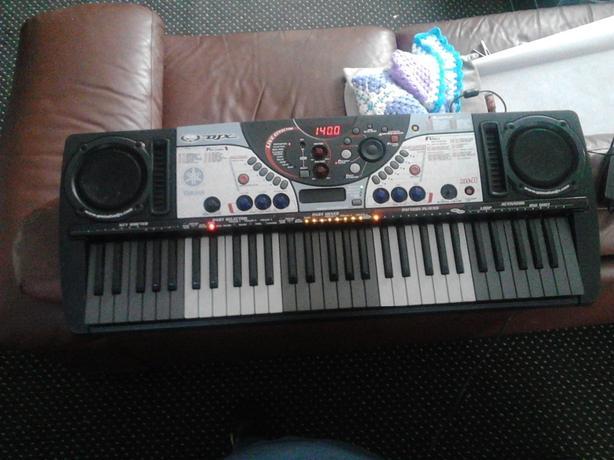 ono Yamaha djx2 pro keyboard