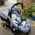 Doona car seat push chair