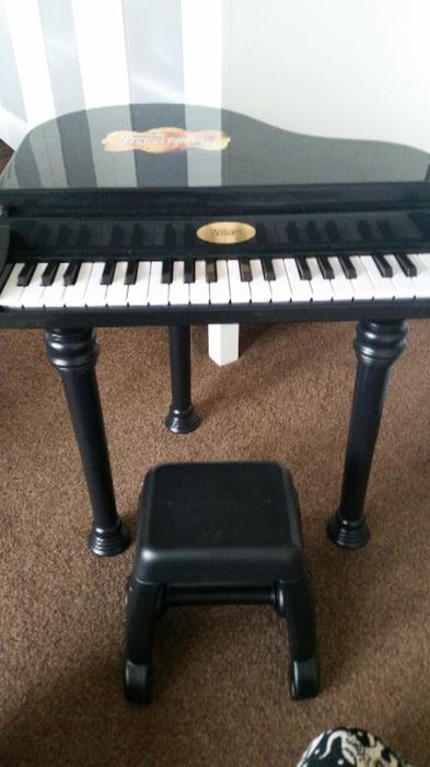 Children S Piano Outside Black Country Region Dudley