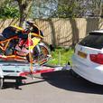 3 Motorbike Trailer 3 Motorcycle Trailer 3 Bike Trailer 1 2 3 motorbike trailer