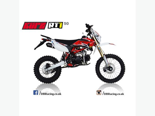 Kurz Rt1 50cc Road Legal Pit Bike Cbt Learner Legal Pitbike