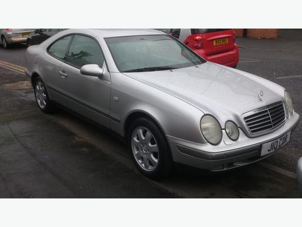 · MERCEDES CLK 320 SPORT PETROL MOTED, STARTS AND DRIVES LIKE NEW