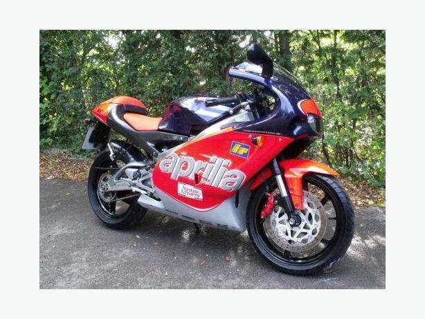 aprilia rs 125 !!! 1999 model
