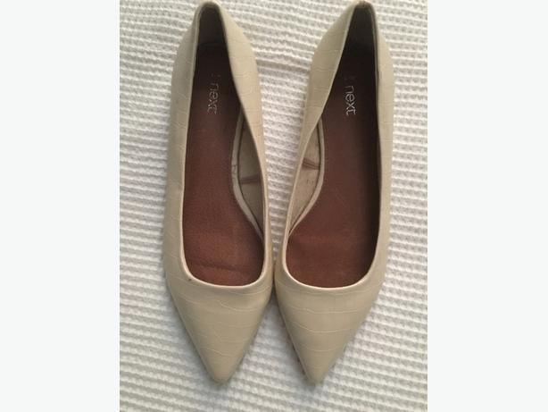 Next Pointed Flats Size 5