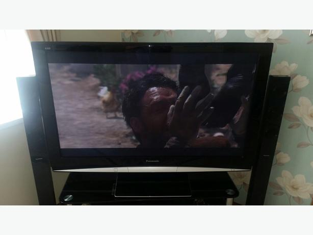"Panasonic 50"" Viera 1080p FULL HD Plasma with Freeview"