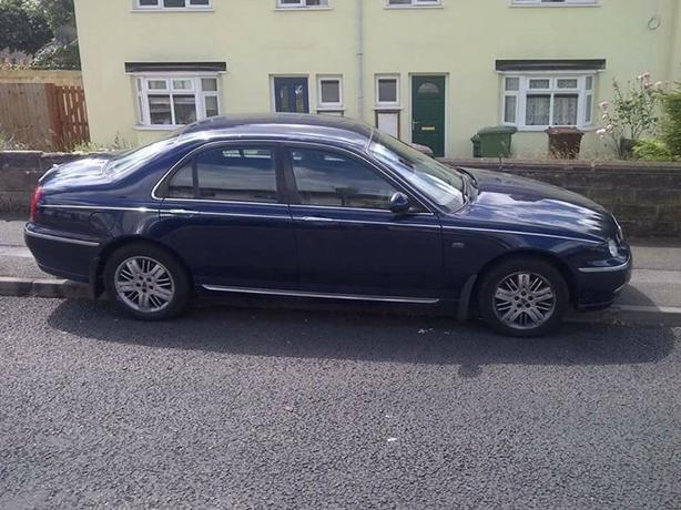 FOR-TRADE: rover 75 1.8 petrol