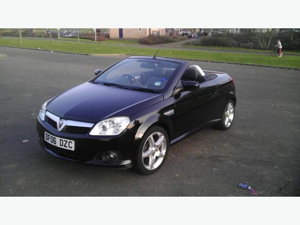 vauxhall tigra 1.4 exclusive model