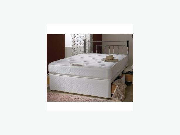 ORCHID DIAMOND DOUBLE BED