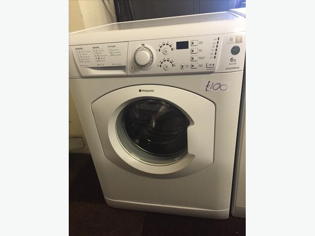 HOTPOINT 6 KG LOAD GREAT CONDITION WITH GUARANTEE