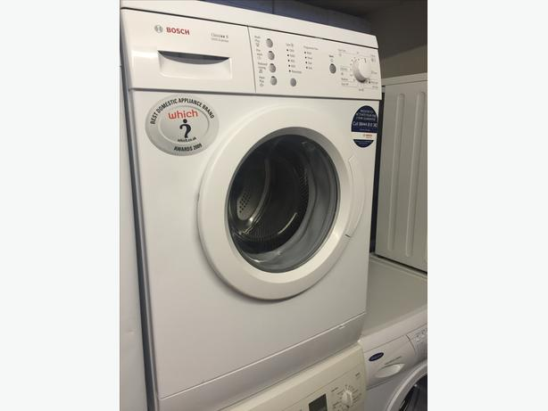 BOSCH WASHING MACHINE 6 KG LOAD WITH GUARANTEE