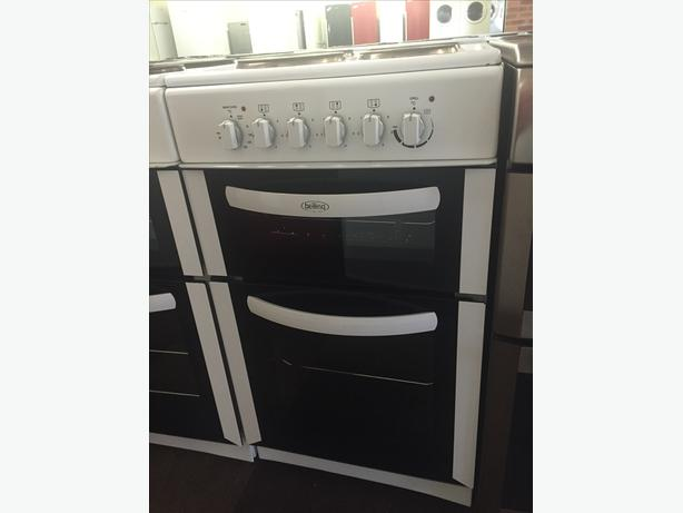 NEW STYLE BELLING ELECTRIC COOKER 50 CM WIDE WITH GUARANTEE