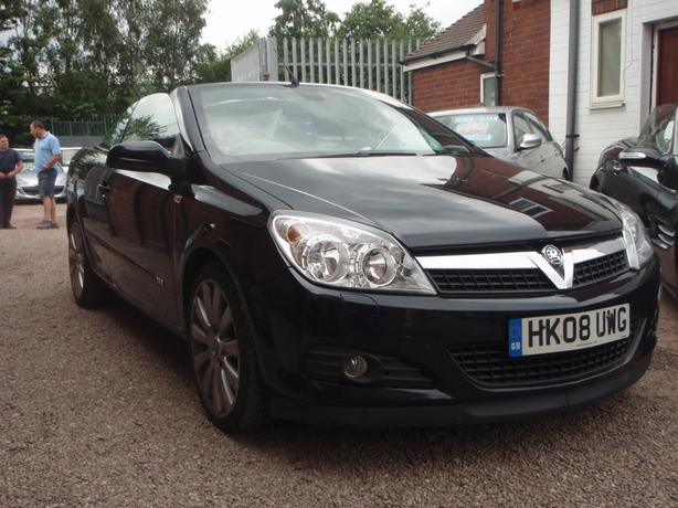 Vauxhall Astra 1.9 CDTi Design Twin Top 2dr