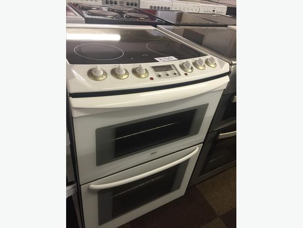 60 CM WIDE ZANUSSI ELECTRIC COOKER WITH GUARANTEE