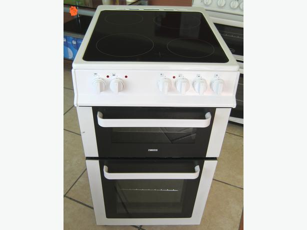 Belling 50cm Electric Cooker, New with slight cosmetic issue, 6 Month Warranty