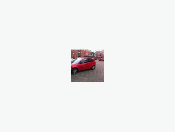 Ford Fiesta Zetec 03 1.4 16V Petrol SPARES OR REPAIRS