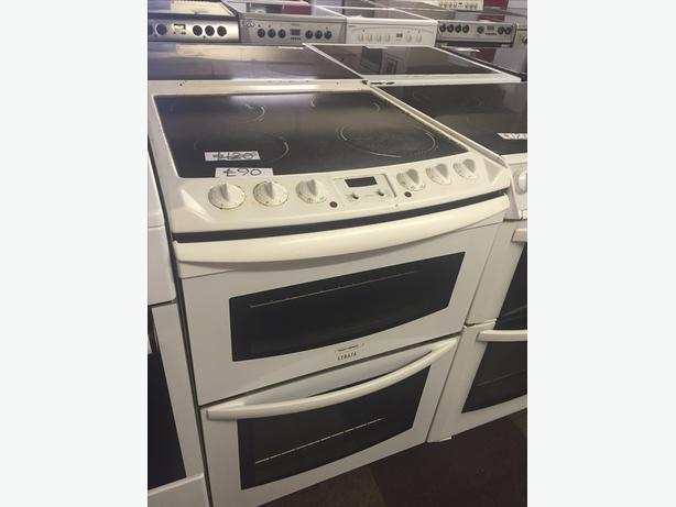 COOKER CLEARANCE-60 CM WIDE WITH GUARANTEE