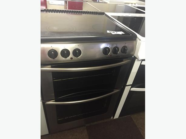 ELECTRIC COOKER CLEARANCE-60 CM NEWHOME  WITH GUARANTEE