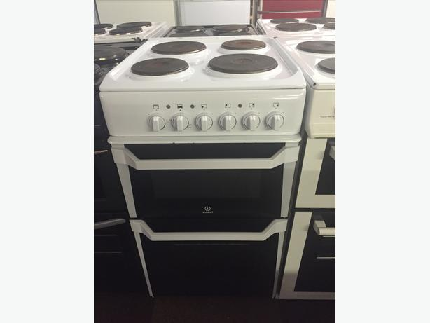 INDESIT 50 CM NEW MODEL ELECTRIC COOKER WITH GUARANTEE