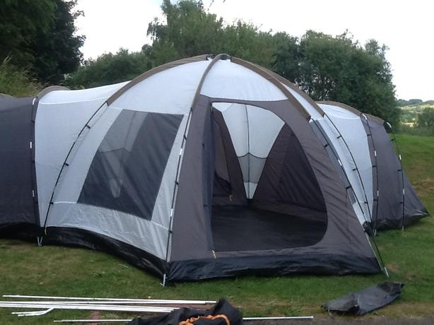 Dome tent 3 pod & Dome tent 3 pod DUDLEY Sandwell