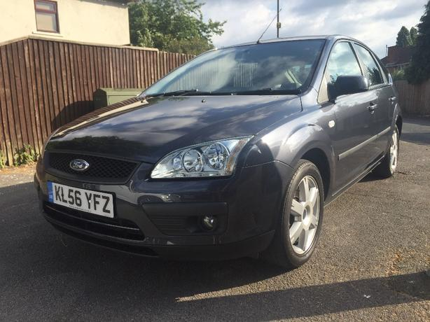 2007 FORD FOCUS 1.8TDCI 12MONTHS M.O.T